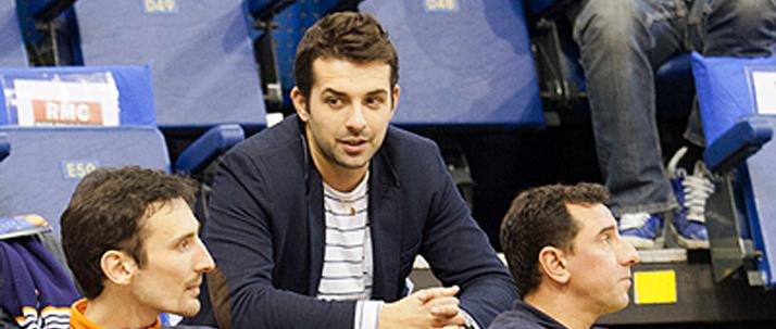Arnaud Marius, nouveau Manager Général du BCM