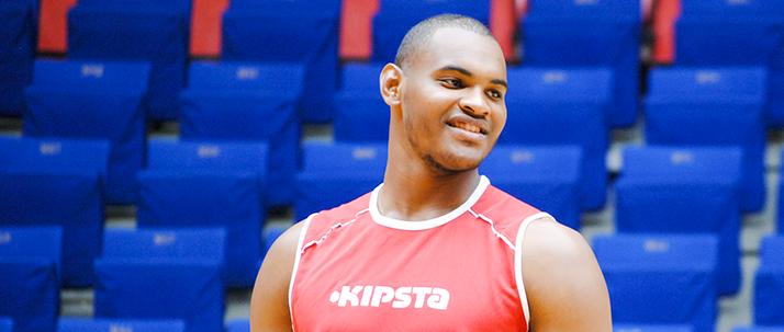 Jordan Aboudou : «J'ai toujours aimé jouer au Sportica»