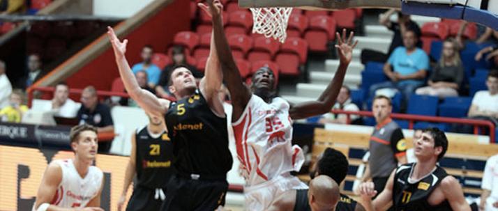 DLSI Cup : le SLUC Nancy sur le podium (victoire 80-70 contre Ostende)