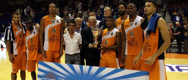 Le BCM remporte la deuxième édition de la DLSI Cup !