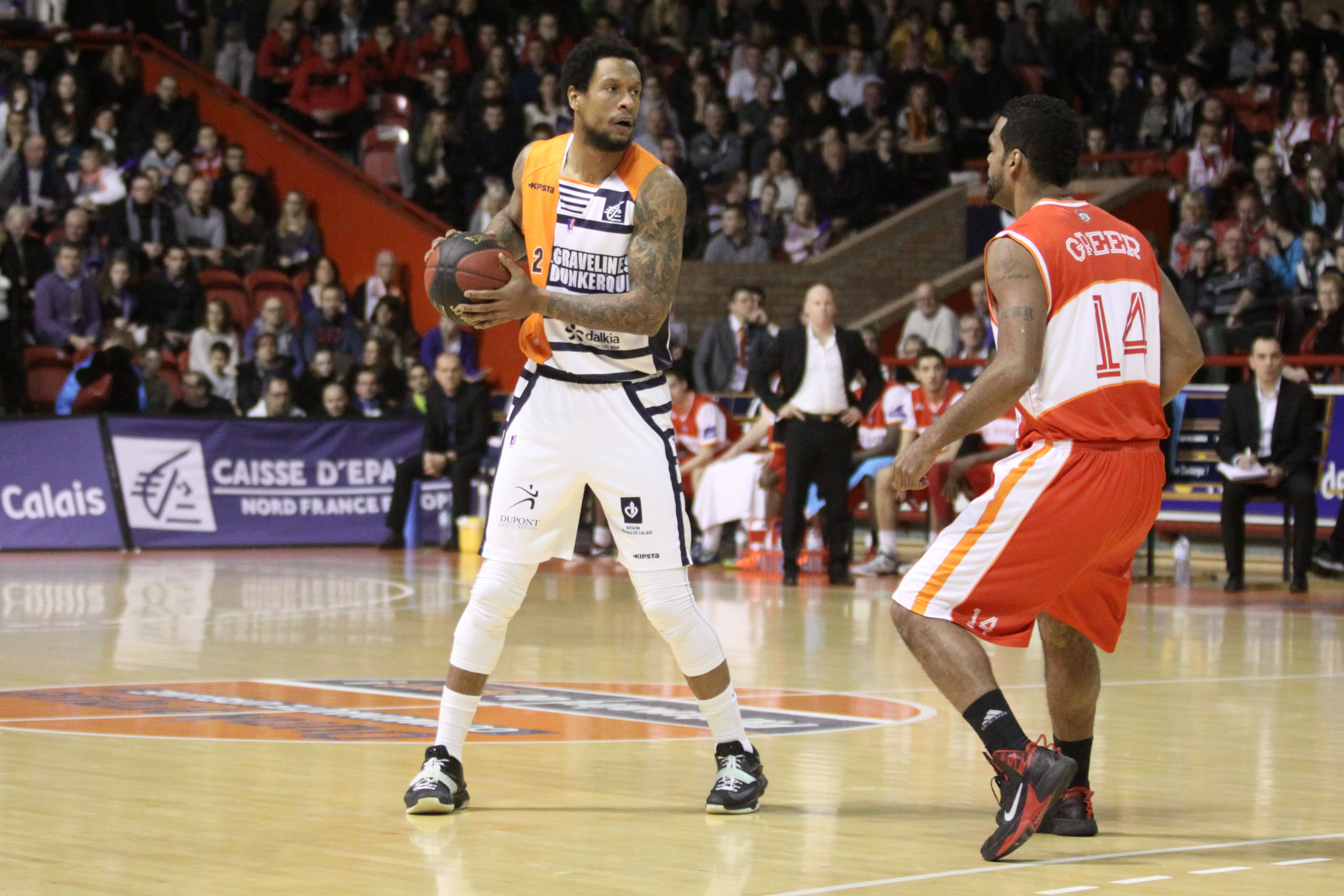 Lawrence ROBERTS (BCM Gravelines)